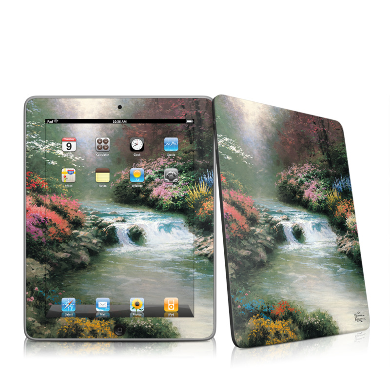 Beside Still Waters iPad 1st Gen Skin