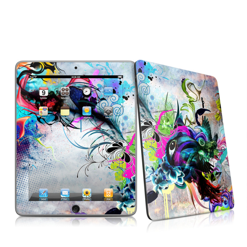 Streaming Eye Apple iPad 1st Gen Skin