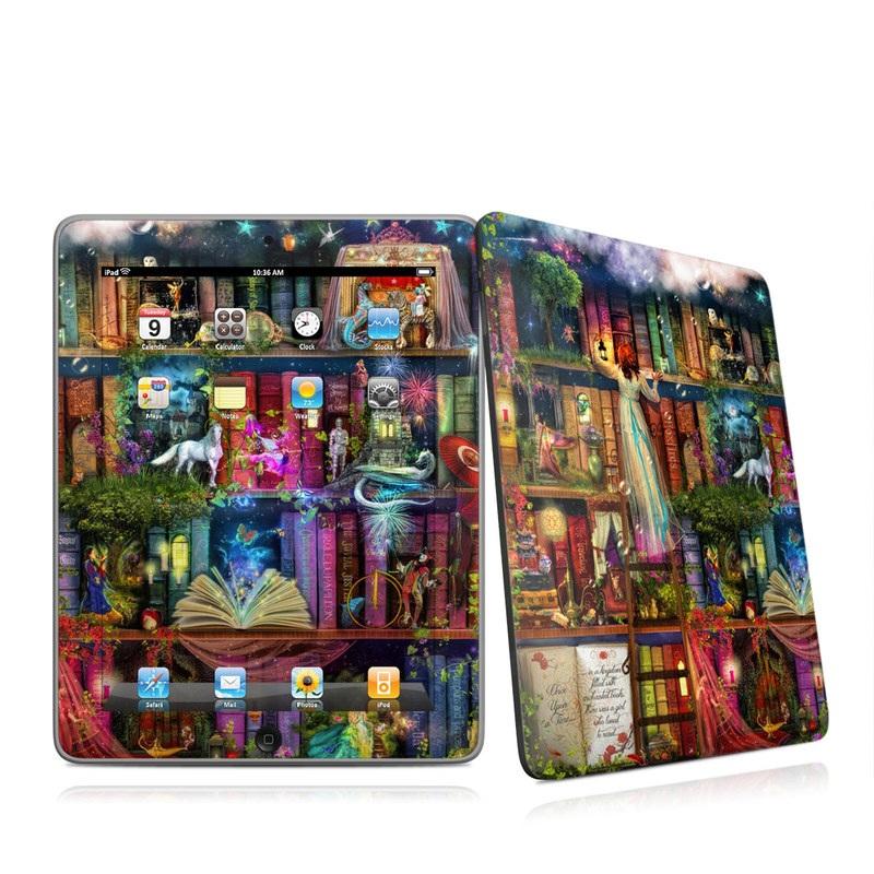 Treasure Hunt iPad 1st Gen Skin