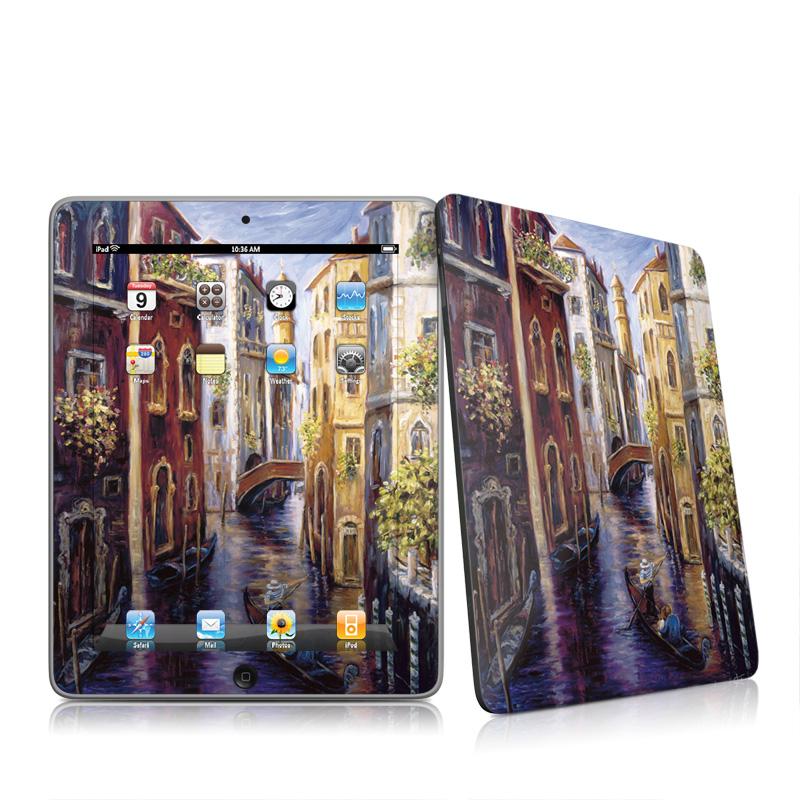 Venezia iPad 1st Gen Skin