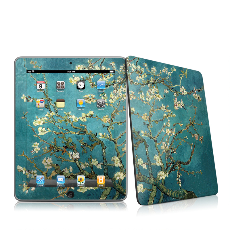 Blossoming Almond Tree iPad 1st Gen Skin
