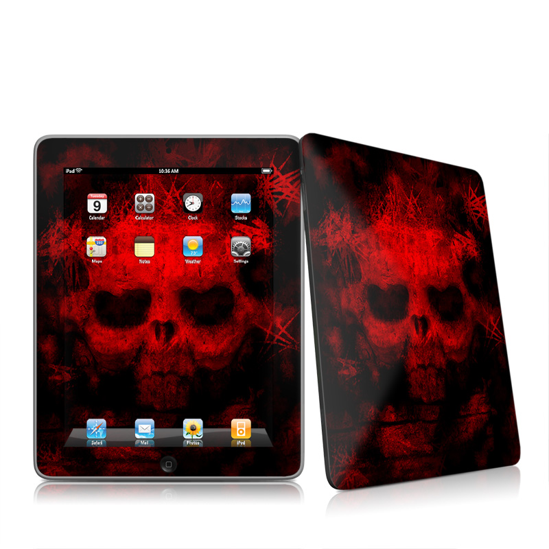 War iPad 1st Gen Skin