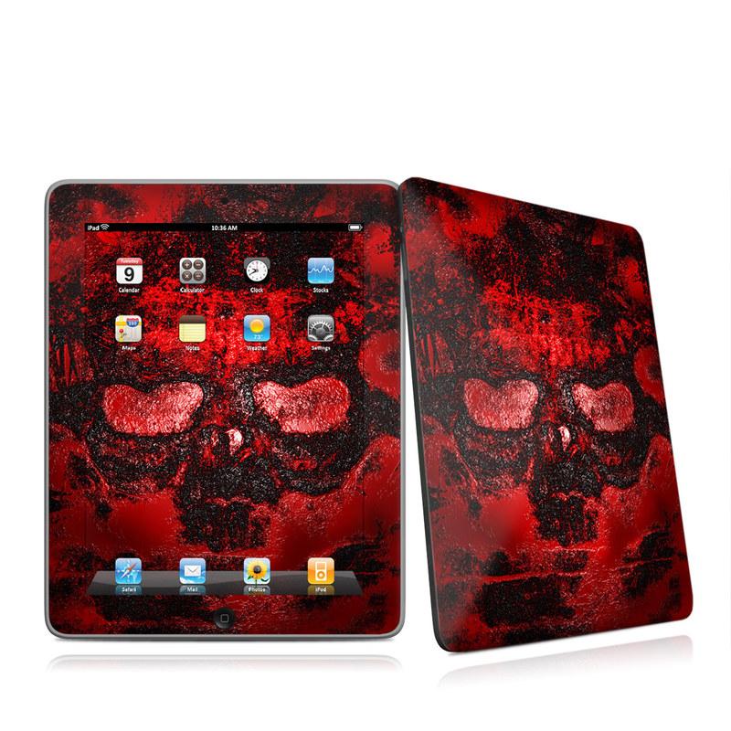 War II Apple iPad 1st Gen Skin