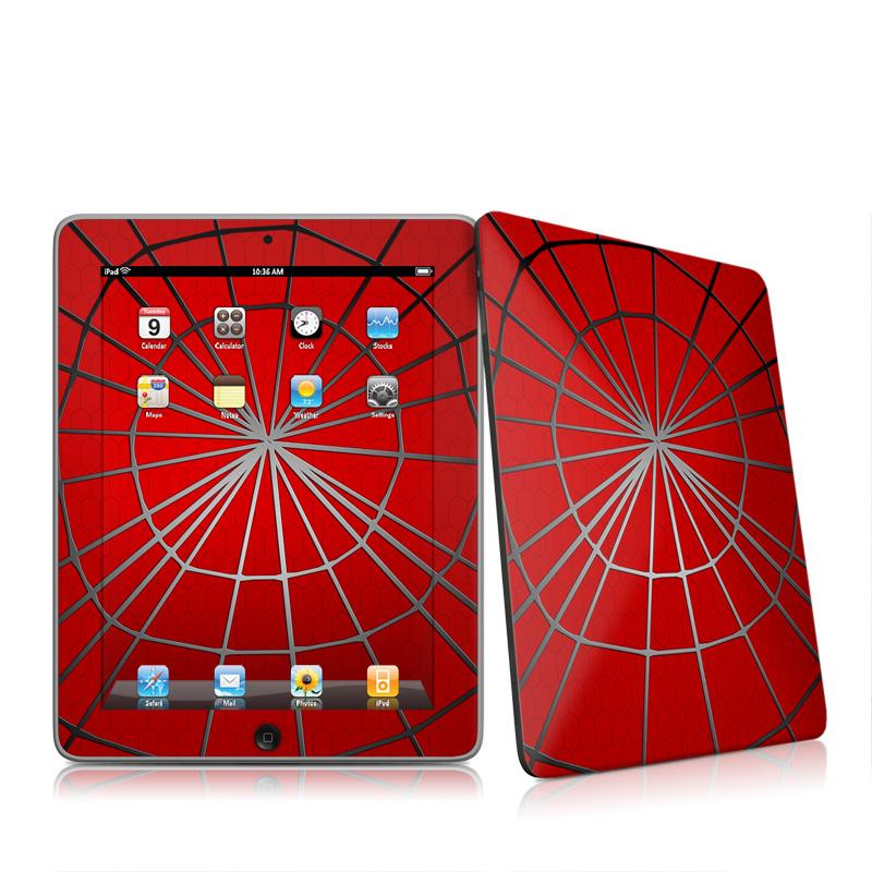 Webslinger iPad 1st Gen Skin