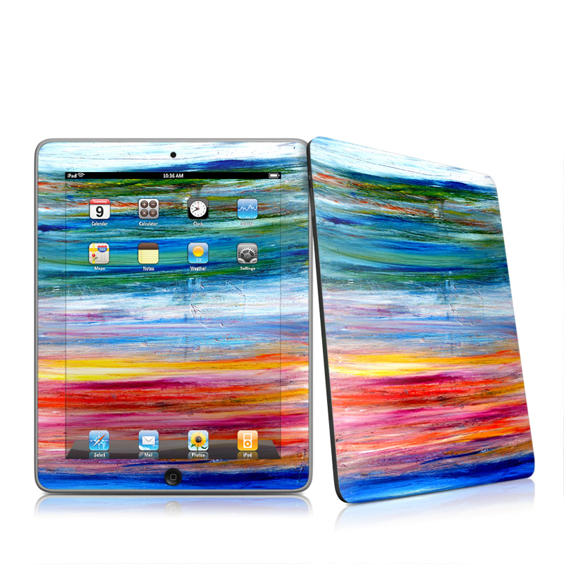 Waterfall iPad 1st Gen Skin