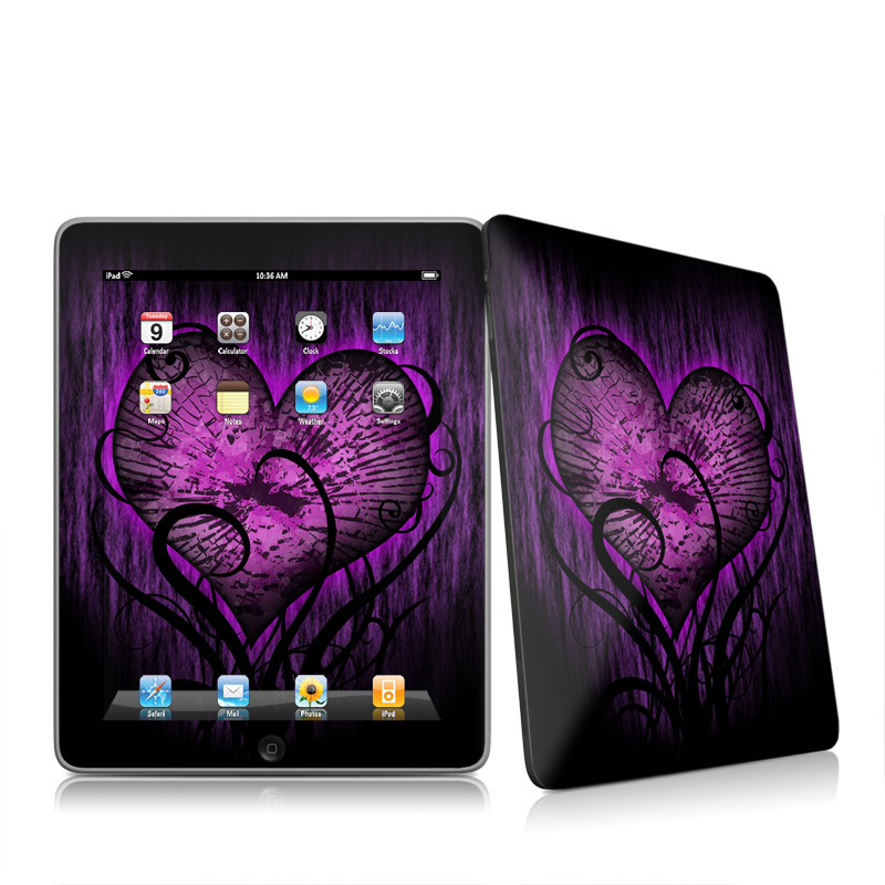 Wicked Apple iPad 1st Gen Skin