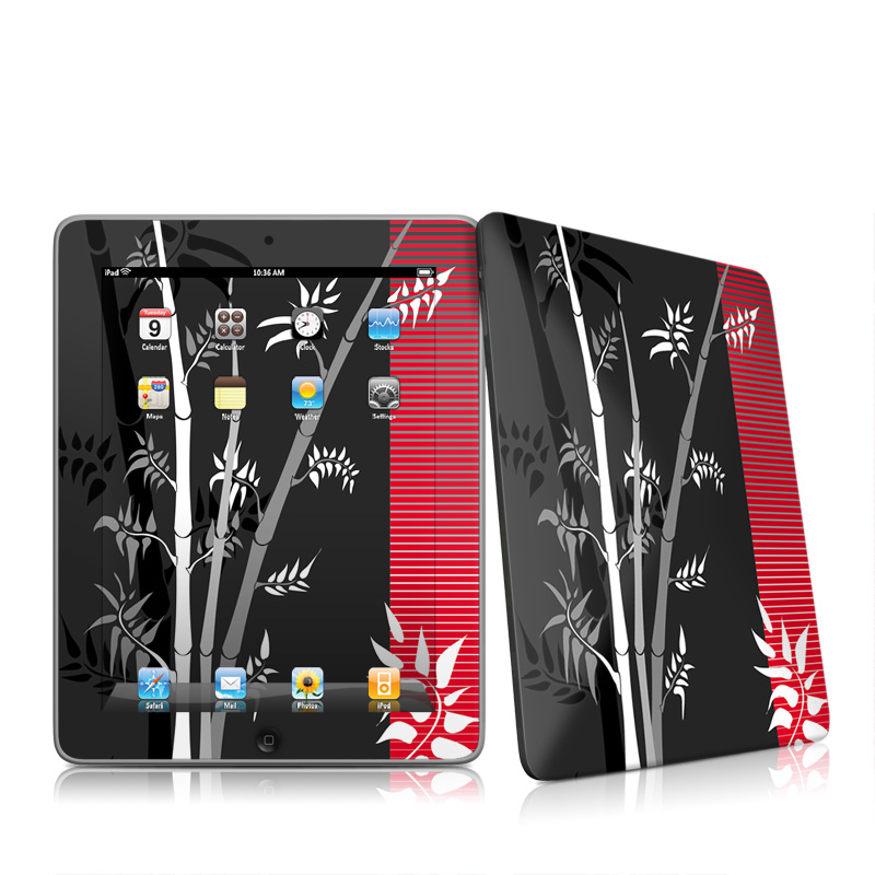 Zen Revisited iPad 1st Gen Skin
