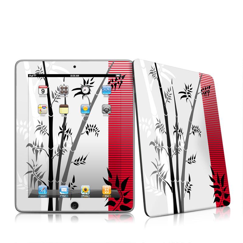 Zen Apple iPad 1st Gen Skin