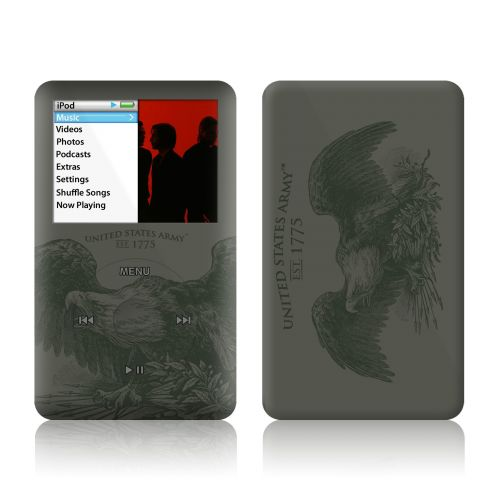 Army Crest iPod classic Skin