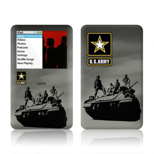 Army Troop iPod classic Skin