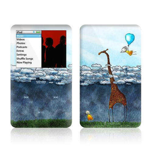 Above The Clouds iPod classic Skin