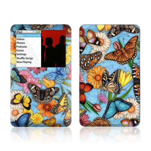 Butterfly Land iPod classic Skin