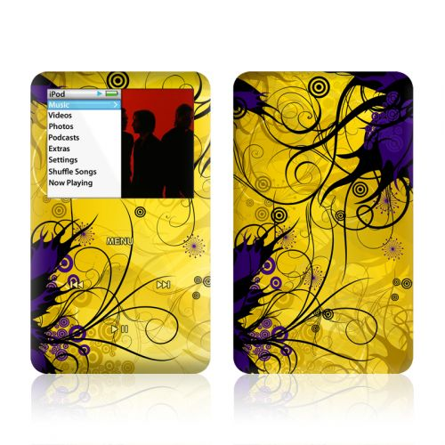 Chaotic Land iPod classic Skin