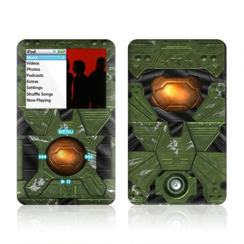 Hail To The Chief iPod classic Skin