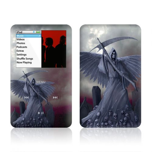 Death on Hold iPod classic Skin
