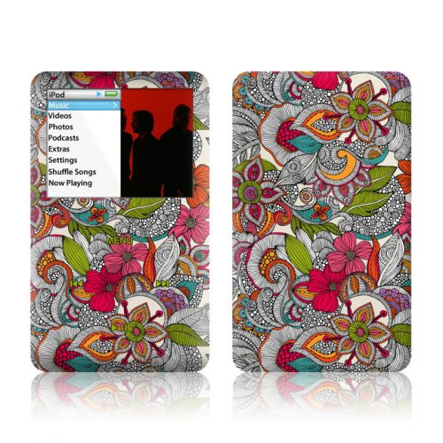 Doodles Color iPod classic Skin