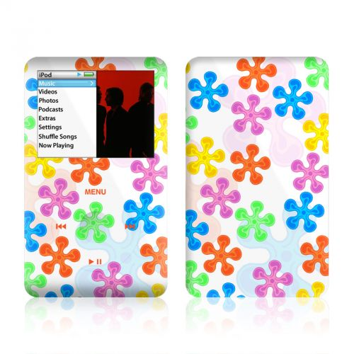 Flower Power iPod classic Skin