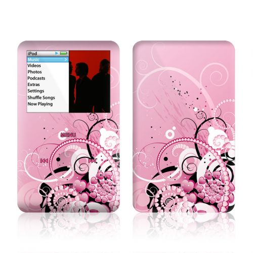 Her Abstraction iPod classic Skin