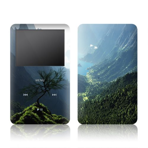Highland Spring iPod classic Skin