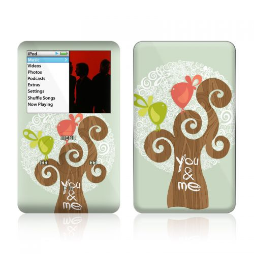 Two Little Birds iPod classic Skin