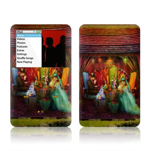 A Mad Tea Party iPod classic Skin
