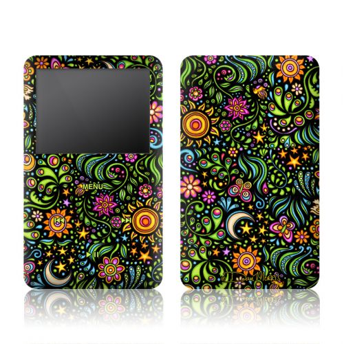 Nature Ditzy iPod classic Skin