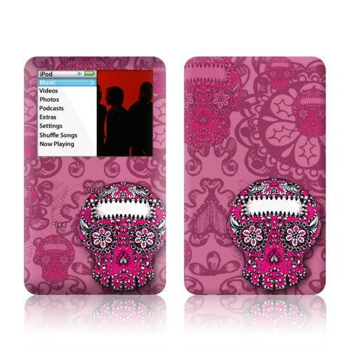 Pink Lace iPod classic Skin