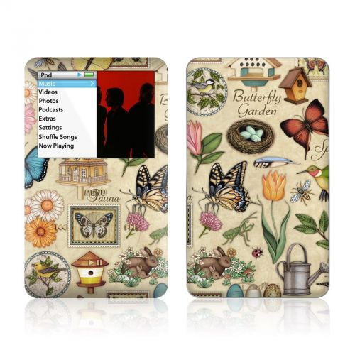 Spring All iPod classic Skin