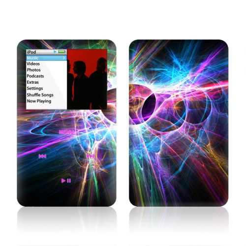 Static Discharge iPod classic Skin