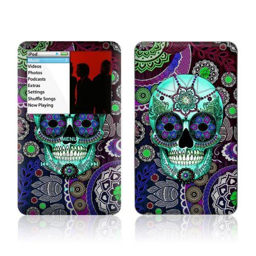Sugar Skull Hard Cover Case for iPod Touch 5th Gen Multiple Sugar Skulls