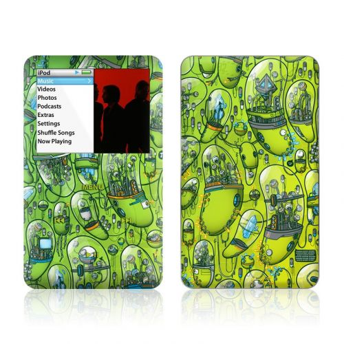 The Hive iPod classic Skin