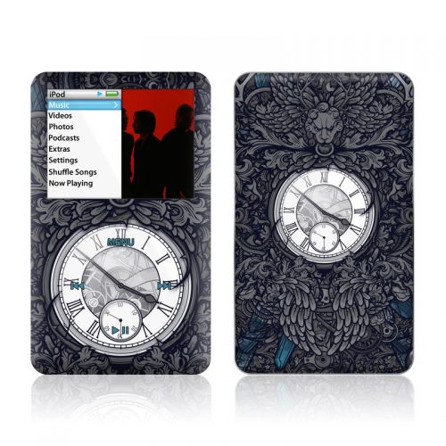 Time Travel iPod classic Skin