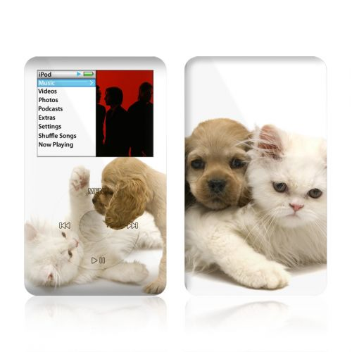 Young Love iPod classic Skin