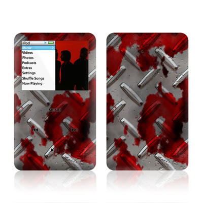 Accident iPod classic Skin