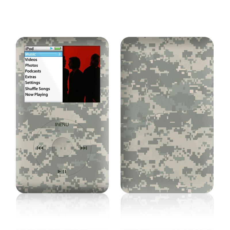 ACU Camo iPod classic Skin