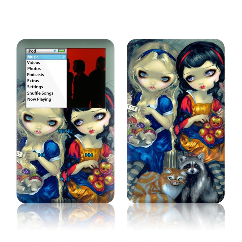 Alice & Snow White iPod classic Skin