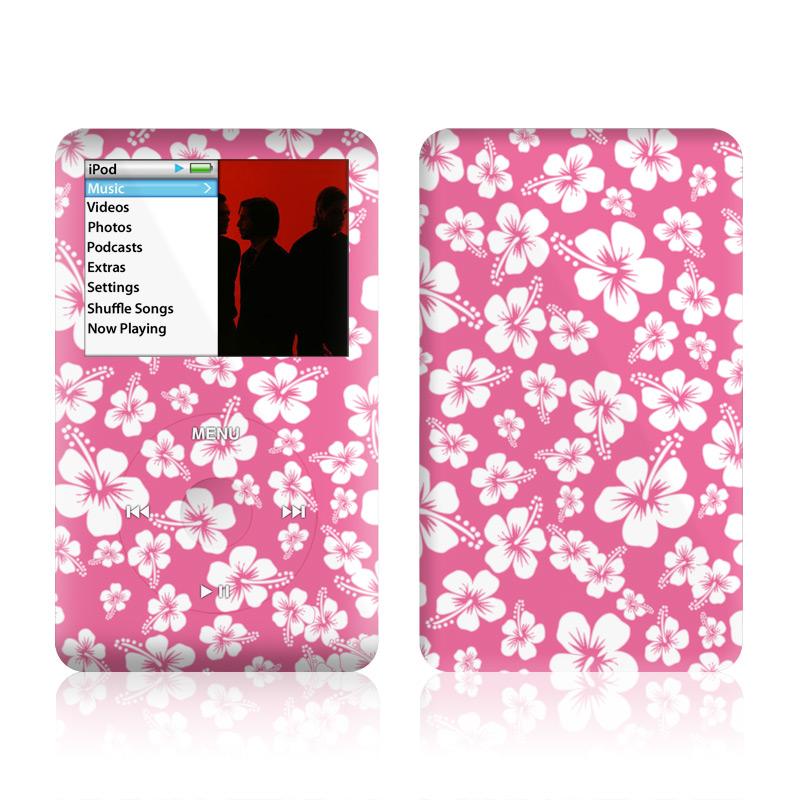 Aloha Pink iPod classic Skin