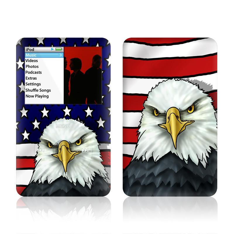 American Eagle iPod classic Skin