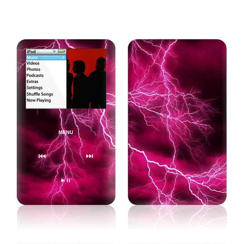 Apocalypse Pink iPod classic Skin