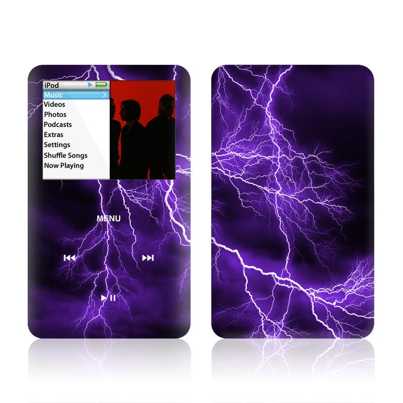 Apocalypse Violet iPod classic Skin