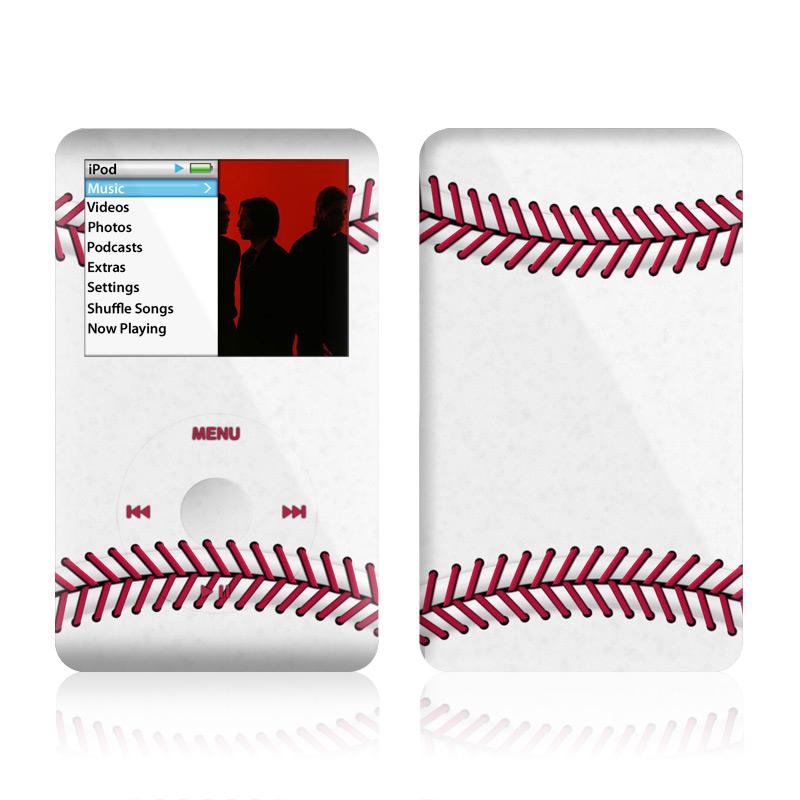 Baseball iPod classic Skin