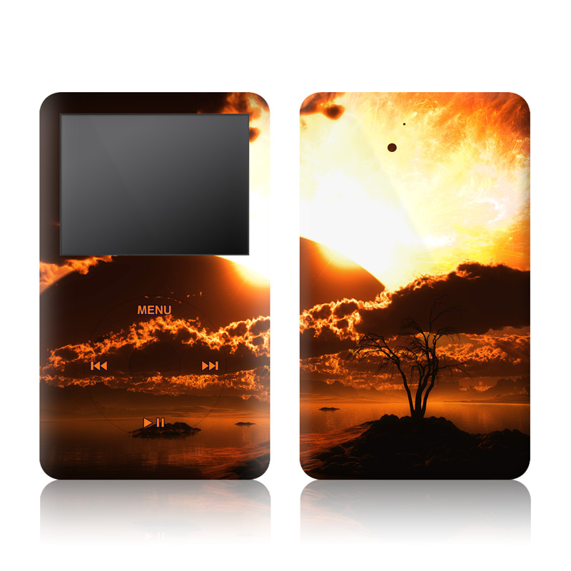 Beginning Of The End iPod classic Skin