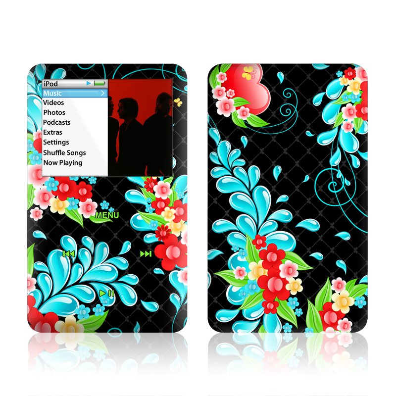 Betty iPod classic Skin