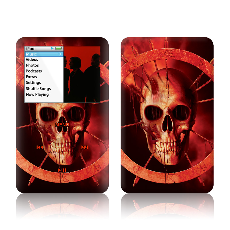 Blood Ring iPod classic Skin
