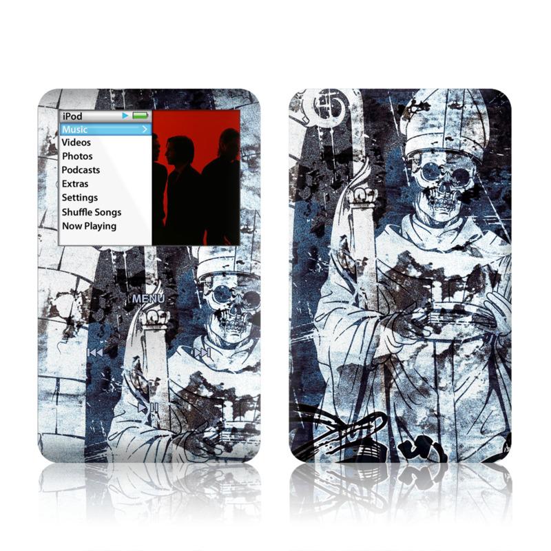 Black Mass iPod classic Skin
