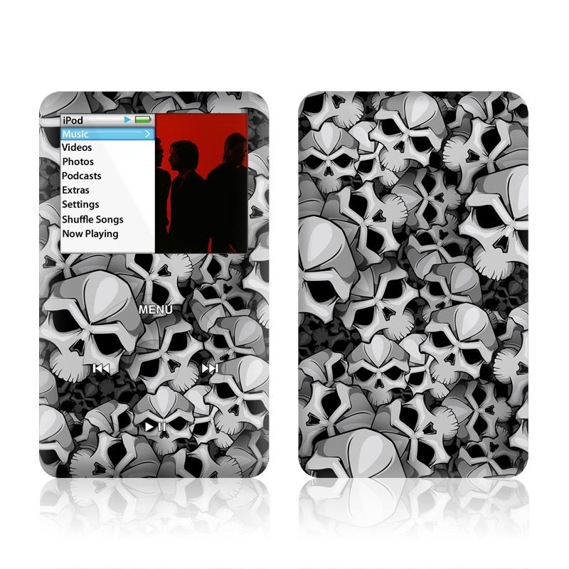 Bones iPod classic Skin