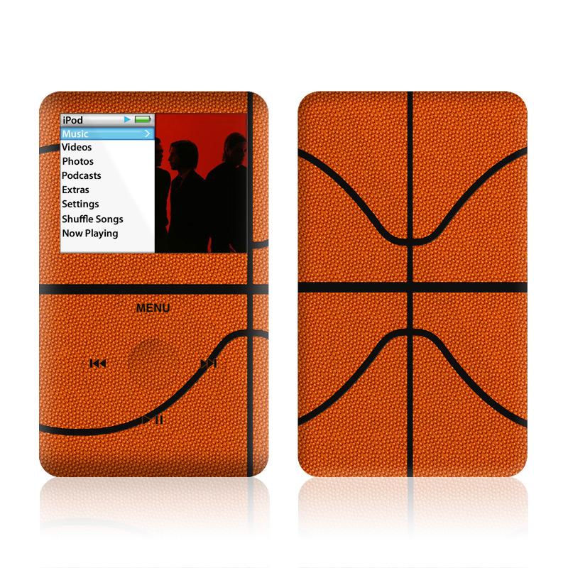 Basketball iPod classic Skin