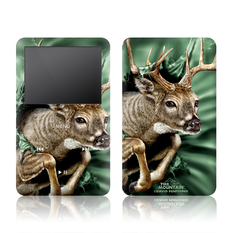 Break Through Deer iPod classic Skin