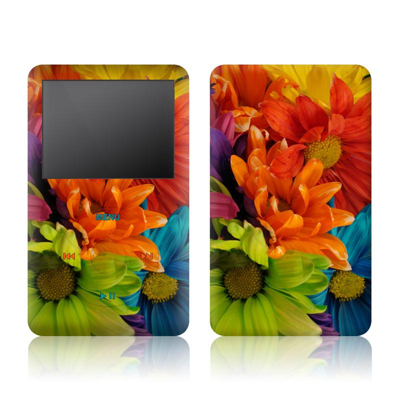 Colours iPod classic Skin
