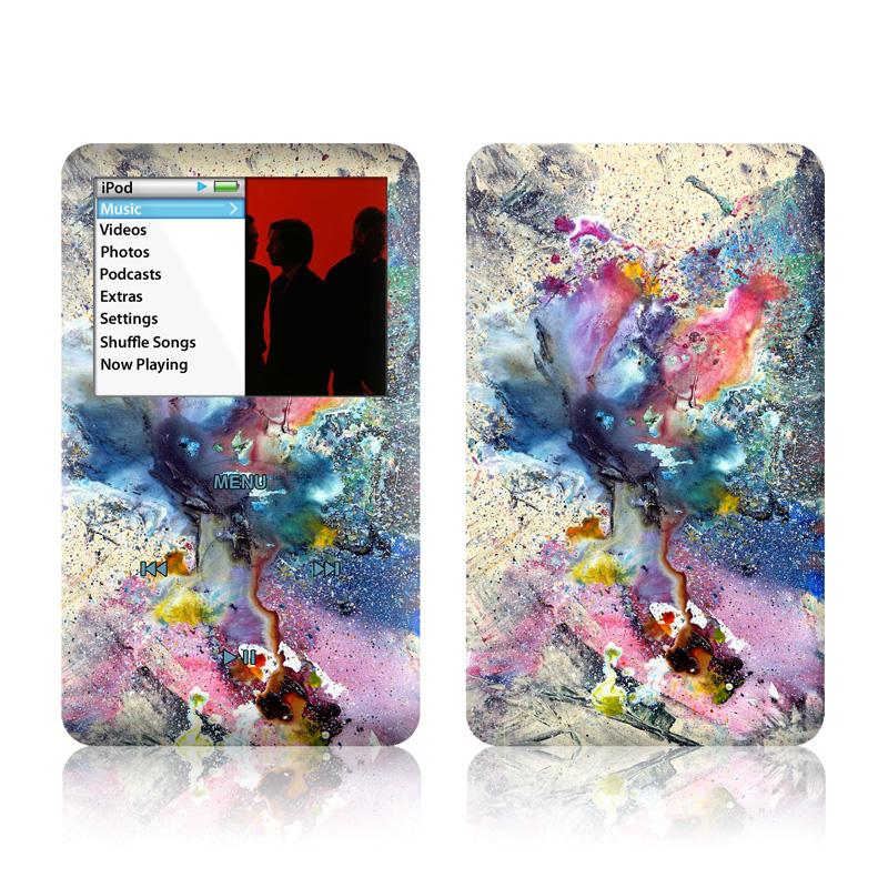 Cosmic Flower iPod classic Skin